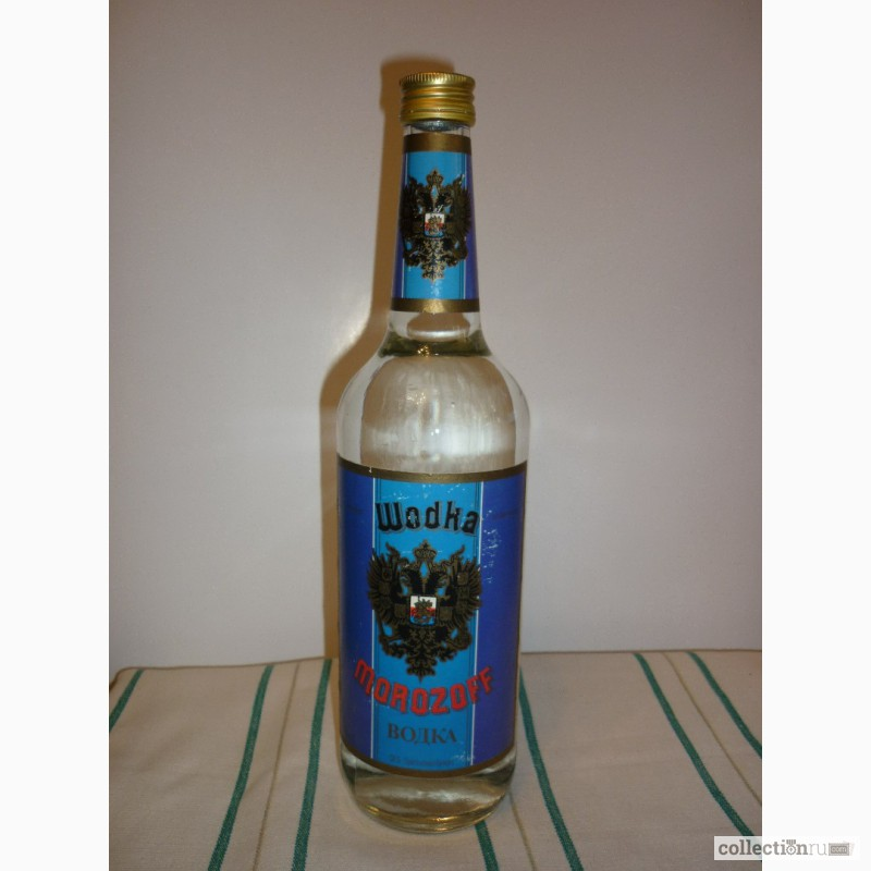 Фото 3. Коллекцию бутылок импортной водки 90х годов продам