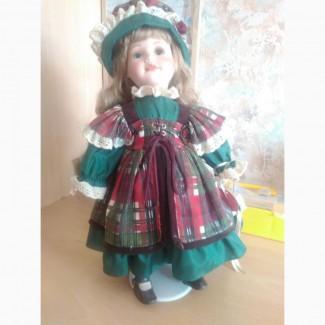 Продам коллекционную куклу Анна