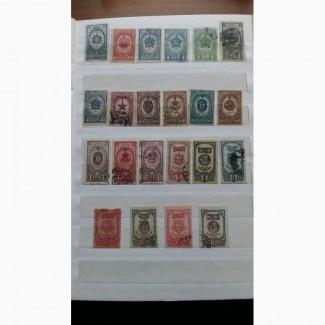 Продам марки 1930-1940 годы. Ценные