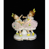 Продается Статуэтка Детский танец Sitzendorfer