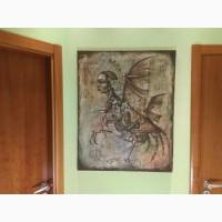 Продам картину Валерия Миронова 1999 г, 100х80, 5см, масло/холст, частная коллекция, Москва