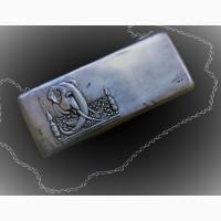Продается Серебряная Дамская сумочка / кошелек. начало XX века