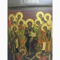 Икона Господь Вседержитель «Седмица»