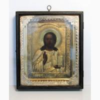 Продается Икона Господь Вседержитель. Москва 1880-1890 гг