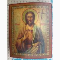 Икона Иоанн Креститель, 20 век