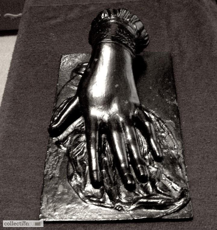 Фото 3. Раритет. Кусинское литье «КИСТЬ БАЛЕРИНЫ. 19 века