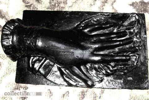Фото 5. Раритет. Кусинское литье «КИСТЬ БАЛЕРИНЫ. 19 века