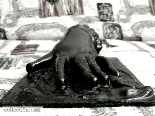 Фото 7. Раритет. Кусинское литье «КИСТЬ БАЛЕРИНЫ. 19 века