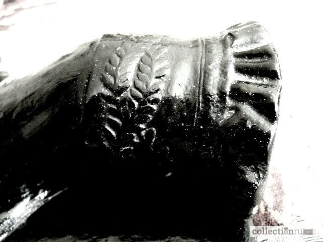 Фото 10. Раритет. Кусинское литье «КИСТЬ БАЛЕРИНЫ. 19 века
