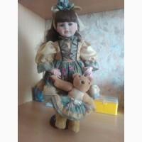 Продам коллекционную куклу Светлана