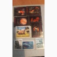 Продам коллекцию марок 120 штук, с 1961 по 1976 года выпуска