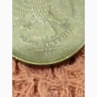 Брак монеты России. 10 рублей