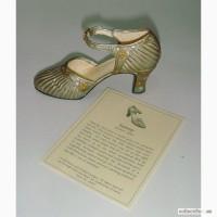 Коллекционная миниатюрная обувь Sunray