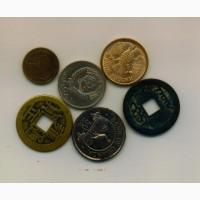 Отдам монетки начинающему коллекционеру