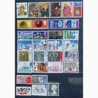 Продам почтовые марки Англия