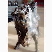 Продам статуэтку: Верблюд- двугорбый бронза, Монголия
