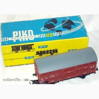 Грузовой вагон Piko Modellbahn. ГДР 1965 в Мытищах