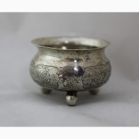 Продается Серебряная солонка. Москва 1867 год