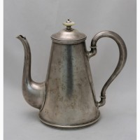 Продается Серебряный кофейник. Москва 1890-1908 гг