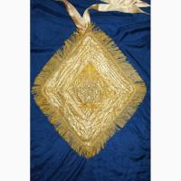 Старинный комплект воскресного протоиерейского (игуменского) облачения: Россия, ХIX век