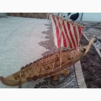 Драккар викингов