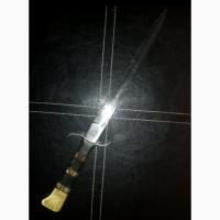 Продам кинжал из немецкого штык -ножа Carl Eichorn Solingen. Есть очень редкое клеймо