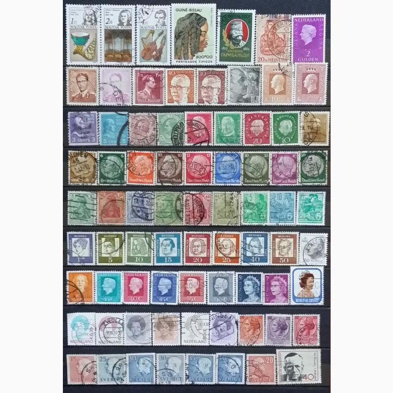 Фото 5. Продам почтовые марки тематика Персоналии