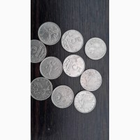 Продам монеты 5 копеек 2000 Х годов