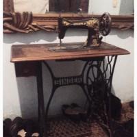 Продаю антикварную швейную машину Зингер 1906г. выпуска