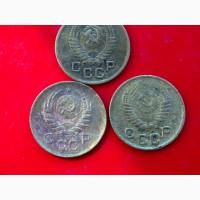 Магнитная монета СССР, номиналом в 1 и 2 копейки 1986 года