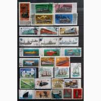 Продам почтовые марки тематика Техника