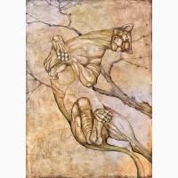 Продам картину Валерия Миронова 1999 г, 100х140см., масло/холст, частная коллекция, Москва