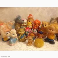 Продам коллекцию резиновых игрушек