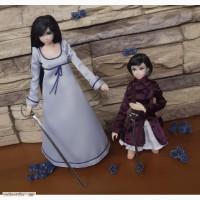 Продаются две шарнирные куклы по аниме Кровь+ Сая и Дива