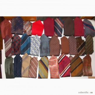 Галстуки коллекция (много разных)
