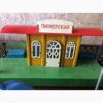 Продам электрическую железную дорогу 1968 года, СССР