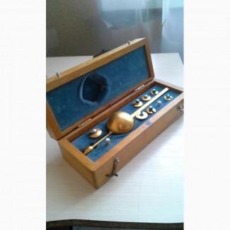 Продам позолоченный спиртометр начала 20 века