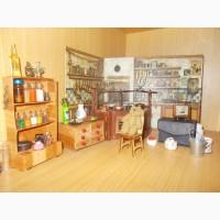 Продам кукольную миниатюру 1/12 (комната, кухня, швейная мастерская)