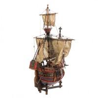 Интерьерная модель корабля Aldus Manutius