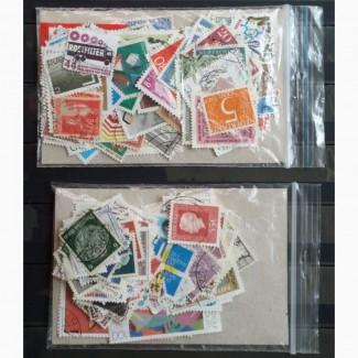 Продам набор почтовых марок разных стран мира 100 шт