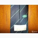 Винтажный галстук Land Rover шелк Италия 1 раз одет
