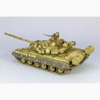 Т-80 БВ в масштабе 1:35