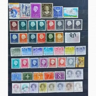 Продам почтовые марки Нидерланды