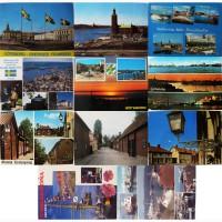 Открытки из Швеции