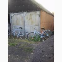 Продам советские велосипеды 1986 года