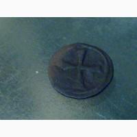 Первохристианская, античная монета филаро, г. Чила, Дунайская колония г.Сурож /Судак/