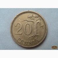 20 пенни 1973г в Санкт-Петербурге