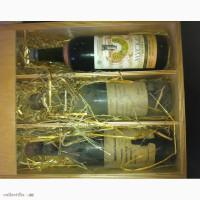 Коллекционное вино 1925г, 1932г, 1987г