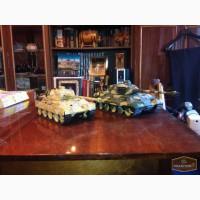 Продам модели танков пантера и тигр 2