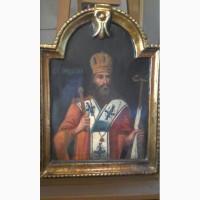 Продам икону редкая двухсторонняя